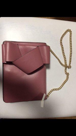 H&M Bandolera rosa