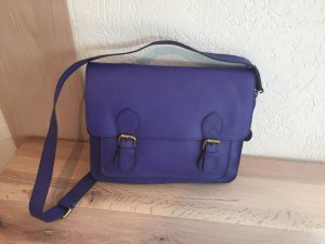 Boden College Bag lilac leather
