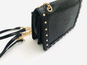 Carvela Mini Bag black-gold-colored