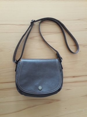 David Jones Crossbody bag taupe-grey brown