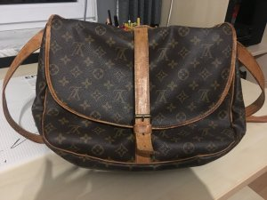 Louis Vuitton Sac bandoulière brun-marron clair