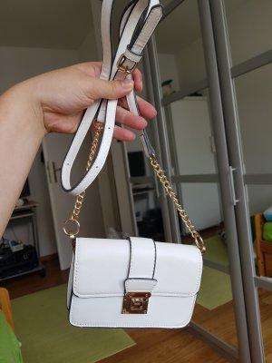 Accessorize Crossbody bag white-gold-colored