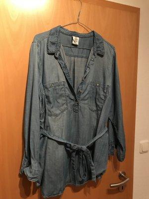 Umstands Jeansbluse von H&M XL