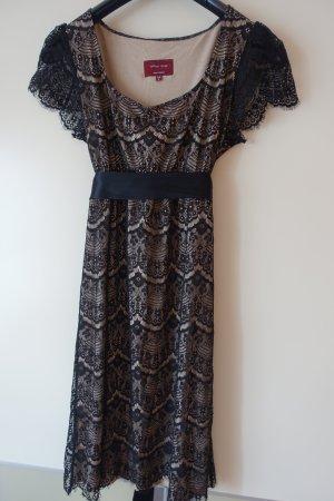 Umstandsabendkleid von Tiffany Schwarz/Mammarella in Gr 40/42