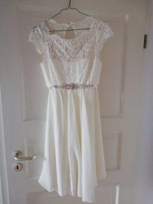 Seraphine Wedding Dress white silk