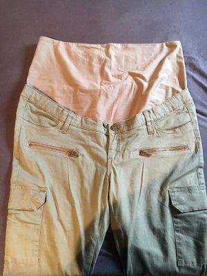 b.p.c. Bonprix Collection Pantalón elástico caqui