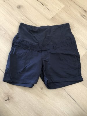 H&M Denim Shorts dark blue