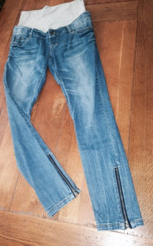 Umstandshose mamalicious 34 schwangerschaftshose Jeans