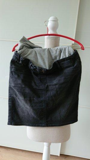 Denim Skirt grey-dark grey