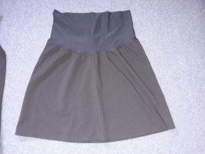 Umstandsrock kurz Skirt Skater Gr. L 40 XL 42 Mama Licious Minirock NEU schwarz