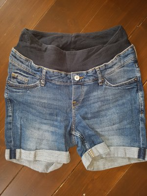 H&M Shorts steel blue