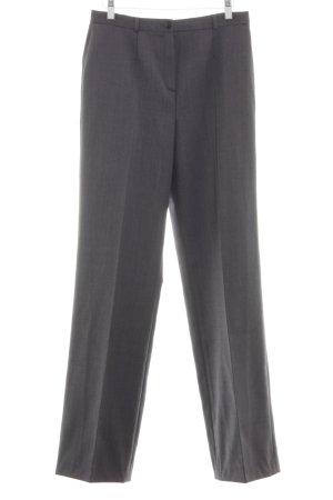 Un Deux Trois Pantalon lichtgrijs zakelijke stijl