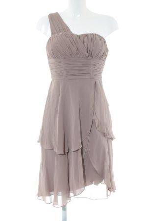 Un Deux Trois One-Shoulder-Kleid blasslila Elegant