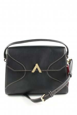 Carry Bag black casual look