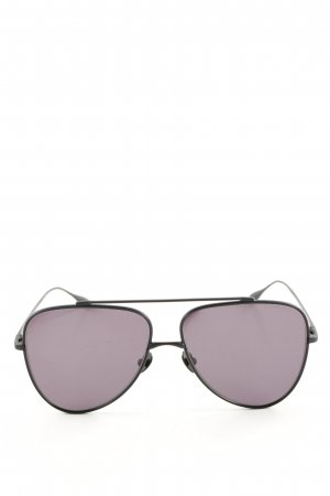 Aviator Glasses lilac-black casual look