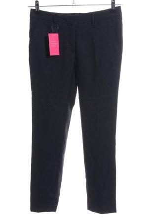 Woolen Trousers black business style