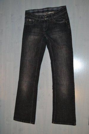 UND Jeans schwarz Gr. XS