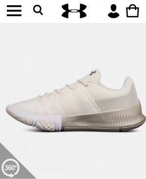 Under Armour Fitness Schuh