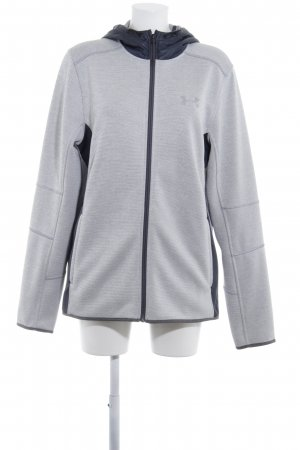 Under armour Chaqueta de forro polar gris pizarra look casual