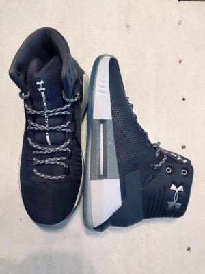 Under armour Sneaker grau high top grau