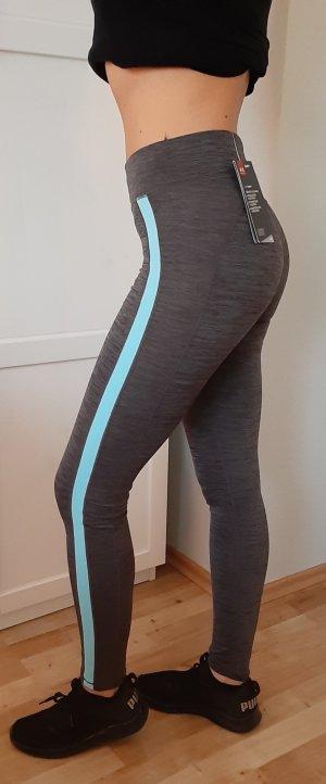 Under armour Pantalon de sport gris-bleu clair