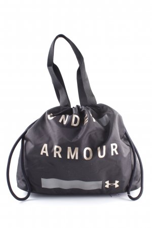 Under armour Borsa sport nero stile atletico