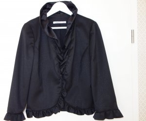 Ungaro Tailleur-pantalon noir laine