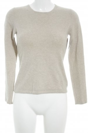 Unger Cashmere Jumper beige casual look