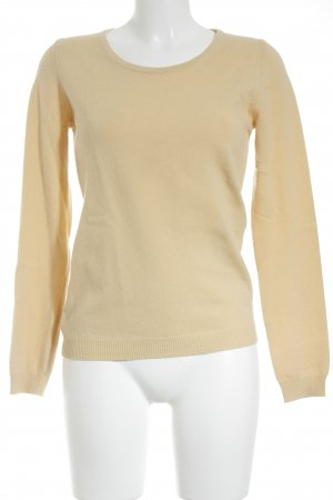 Unger Cashmere Jumper dark yellow casual look