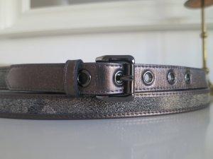 Ungetragen - Burberry Metallic Gürtel