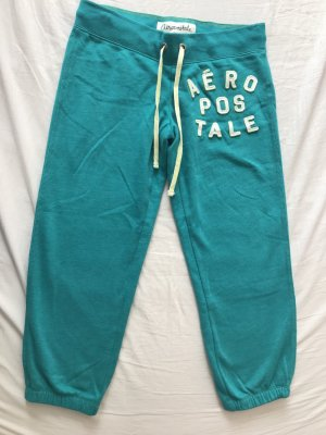Aeropostale Sweat Pants cadet blue cotton