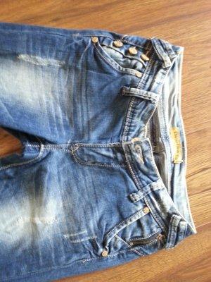 ungetragene jeans gr.34