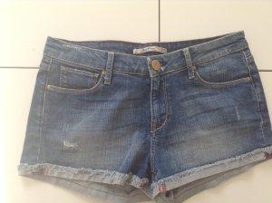 Ungetragene Jeansshorts von Zara