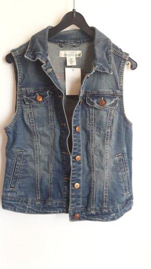 ungetragene Jeansweste von H&M