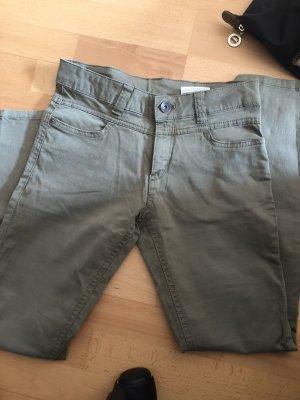 Ungetragene Khaki jeans