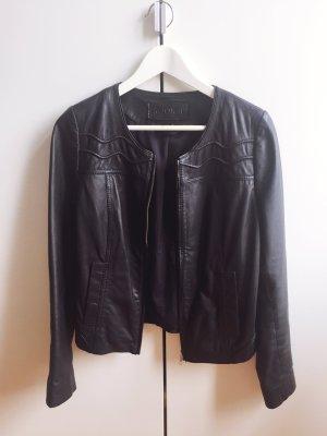 Kookai Biker Jacket dark blue