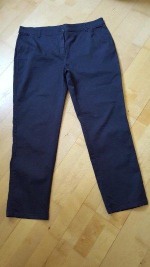 Canda Chinos dark blue cotton