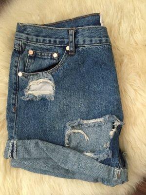 ungetragene one teaspoon shorts jeans