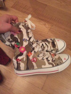 Ungetragene s.oliver Sneakers mit Reißverschluss
