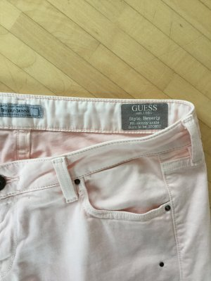 Guess 7/8 Length Trousers multicolored