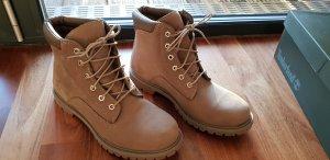 ungetragene Timberland 6in Boots - Gr. 42