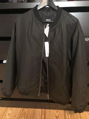 Wemoto Oversized Jacket black