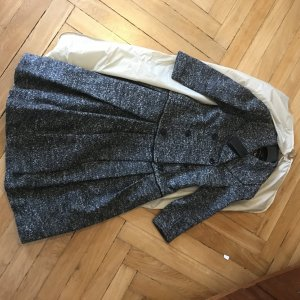 Burberry Between-Seasons-Coat multicolored cotton