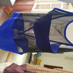 Calvin Klein Swimsuit blue-black