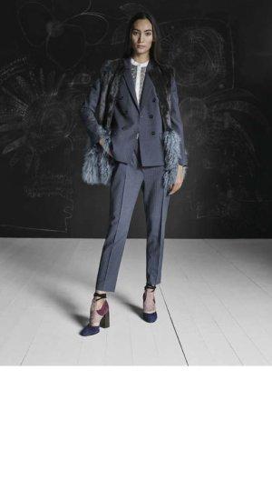 ungetragener, hochwertiger Blazer mit Hose, Größe 36