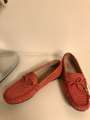 Ungetragener Loafer aus Leder von Gilardini Firenze