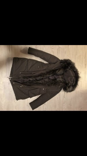 Woolrich Abrigo de plumón ocre