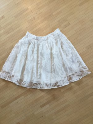 Guess Lace Skirt white-natural white
