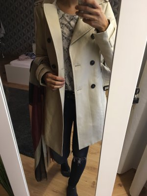 Zara Trenchcoat veelkleurig