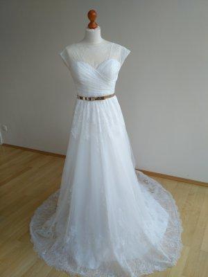 ungetragenes Brautkleid Hochzeitskleid Designerkleid Unikat